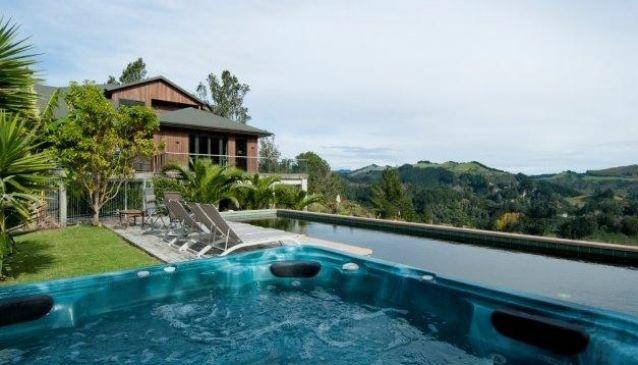 Ridge Country Retreat Tauranga