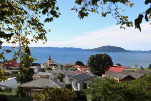 Rotorua City: 1-hour Private Guided Walking Tour