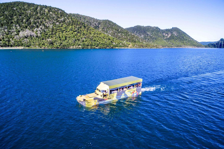 Rotorua City and Lakes Duck Tour