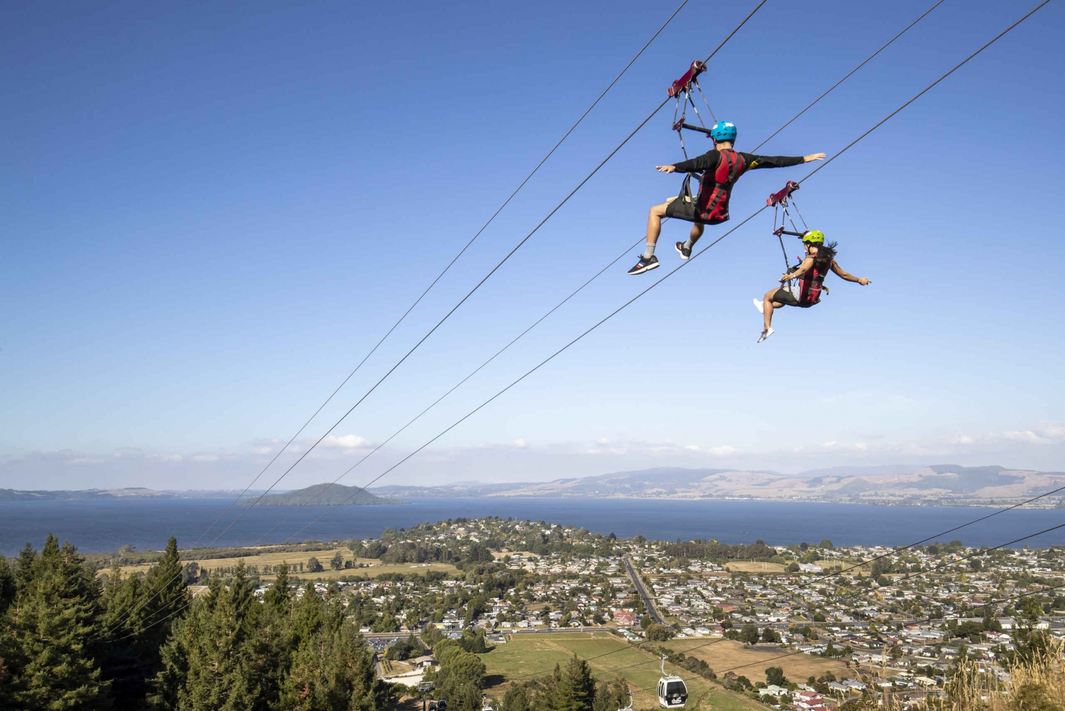 Skyline Rotorua Half-Day Adventure Pass