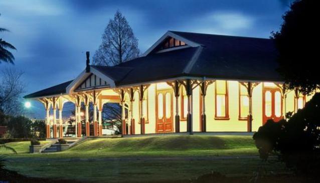 Te Runanga Tea House
