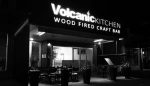 Volcanic Kitchen