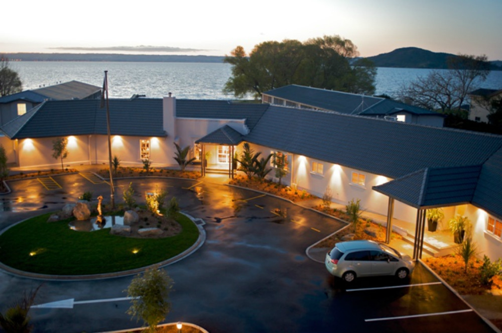 Wai Ora Lakeside Spa Resort Rotorua