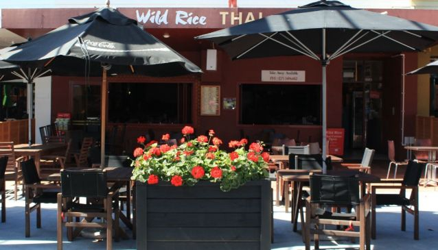 Wild Rice Thai Cuisine Restaurant