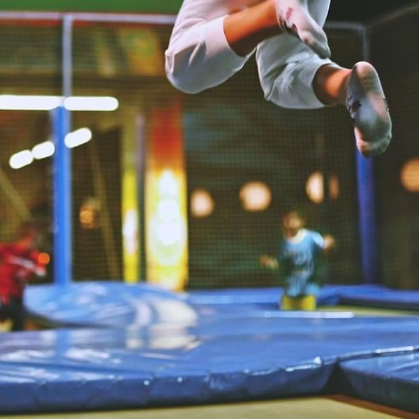 Xtreme Air Indoor Tramp Park