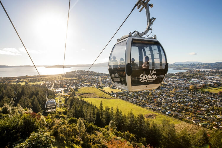 2019 Skyline Santa Ride
