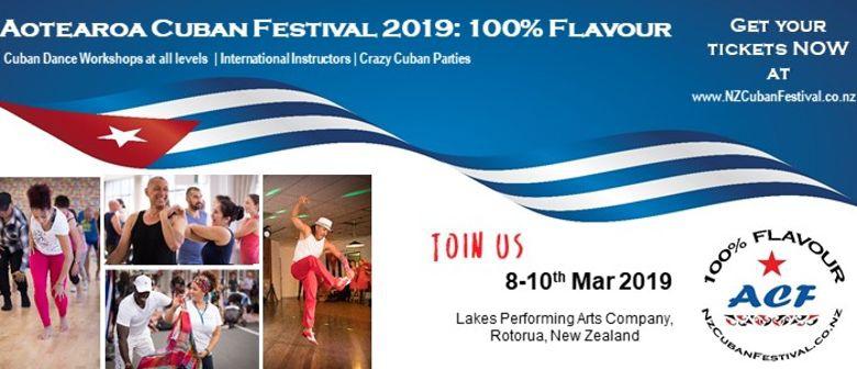 Aotearoa Cuban Festival 2019