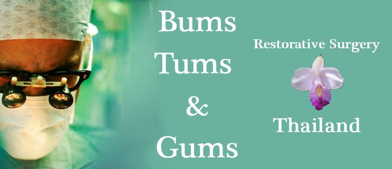 Bums, Tums & Gums Cosmetic Surgery Tour