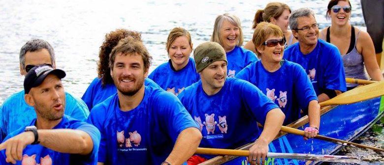 Corporate Dragon Boat Regatta