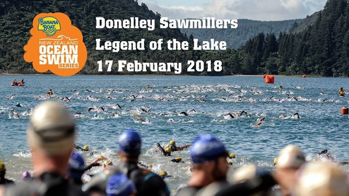 Donelley Sawmillers Legend of the Lake