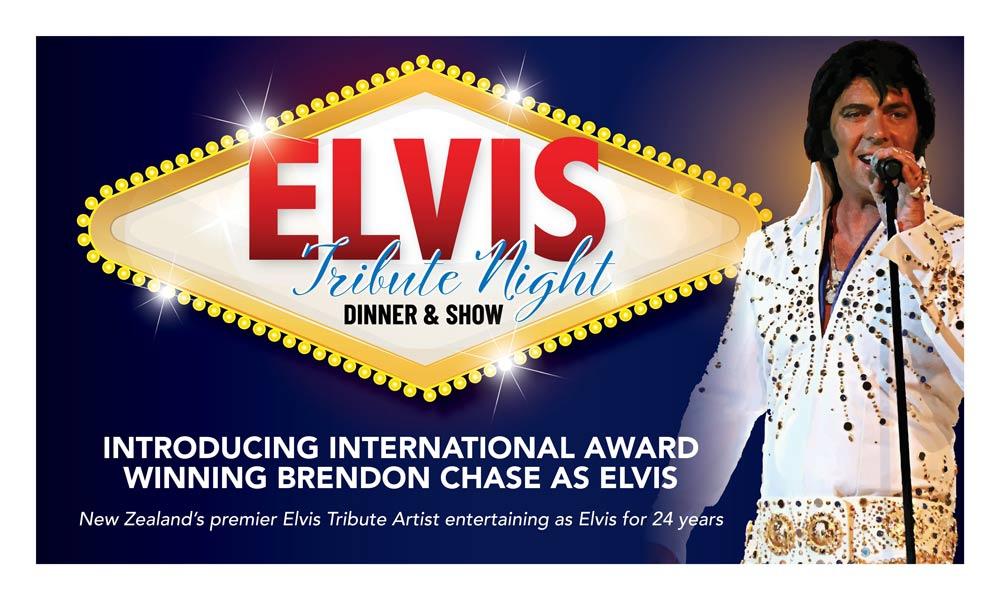 Elvis Tribute Night Dinner & Show