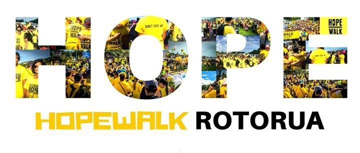 HopeWalk Rotorua 2017