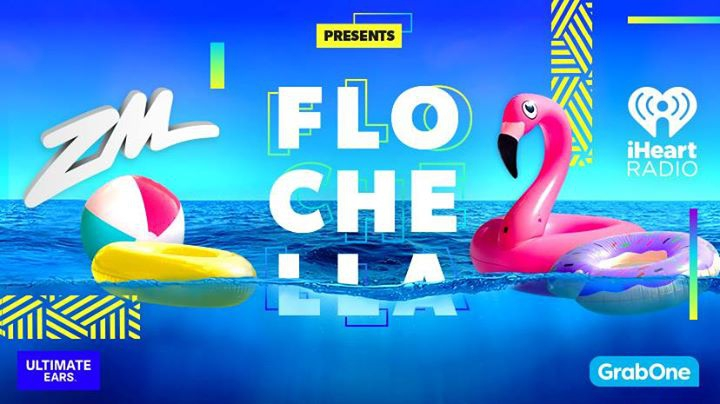 IHeartRadio and ZM presents Flochella 2018