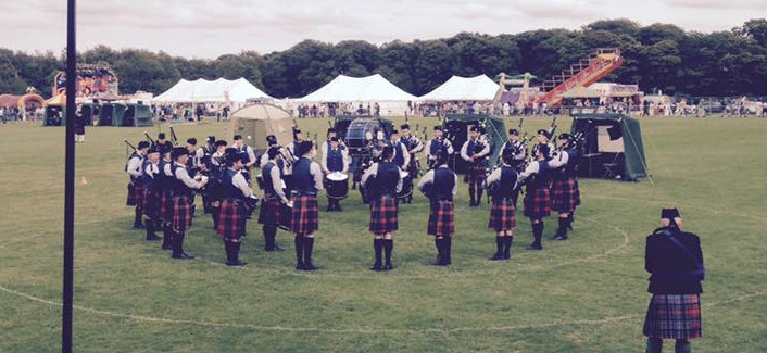 New Zealand Pipeband Championships