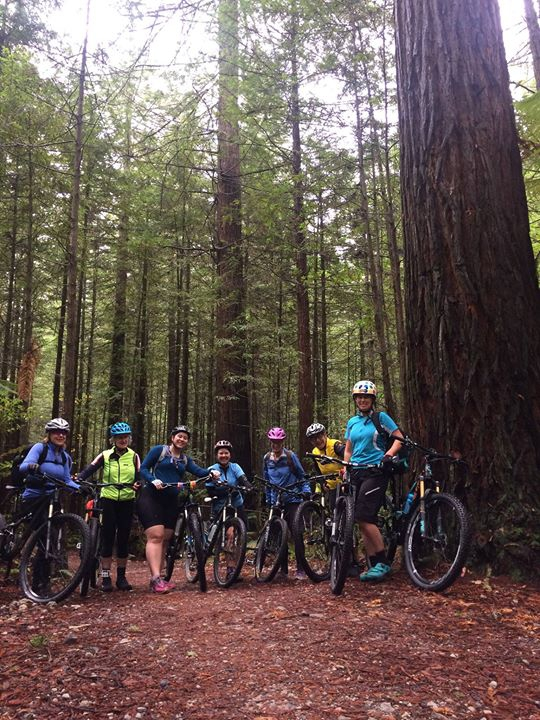Rotorua Women's Cycling Retreat