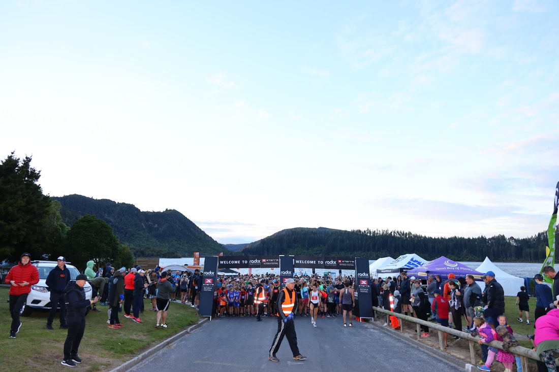 XTERRA Rotorua Festival