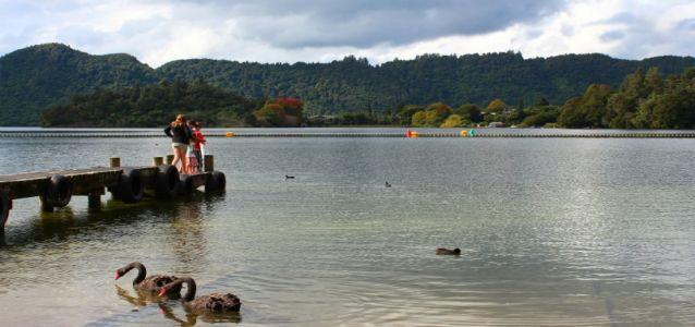 Top 5 Rotorua Lakes