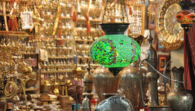 Al Batha'a Souq in Saudi Arabia | My Guide Saudi Arabia