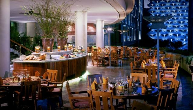 Il Terrazzo at Al Faisaliah Hotel by Rosewood