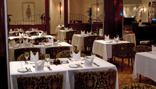La Brasserie Restaurant at Le Meridien Hotel