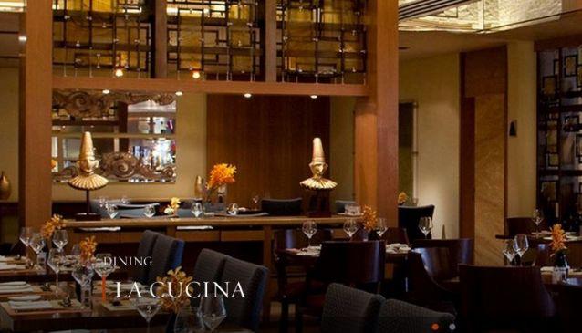 La Cucina at Al Faisaliah Hotel by Rosewood