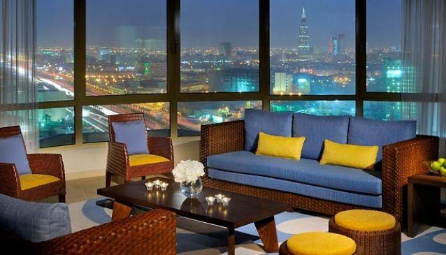 Marriott Executive Apartments Riyadh