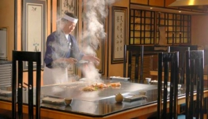 Shogun at Radisson Blu Hotel Riyadh