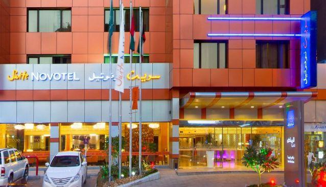 Suite Novotel Riyadh Olaya