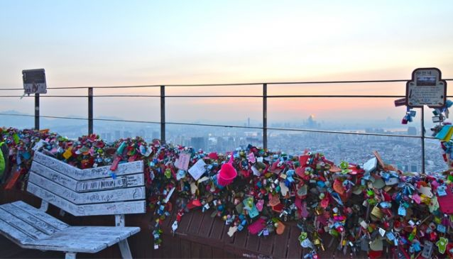 Top Five Date Spots in Seoul