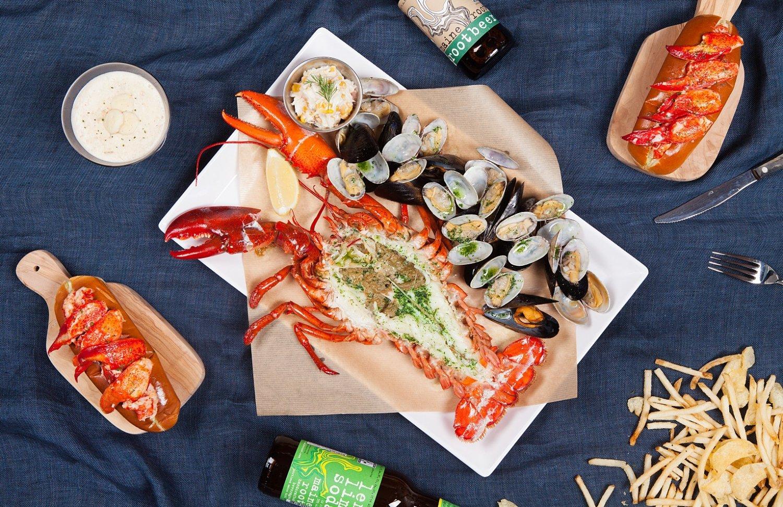 Big Guy's Lobster