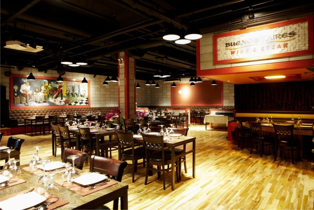 Buenos aires latin american restaurant in seoul my for American cuisine restaurants