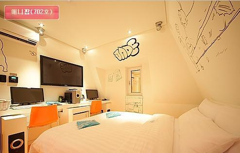 Design hotel jade in seoul my guide seoul for Design hotel in seoul
