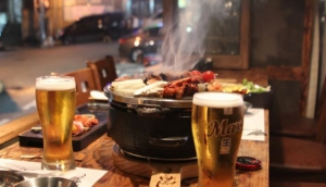 Hwaro Korean Barbecue Restaurant