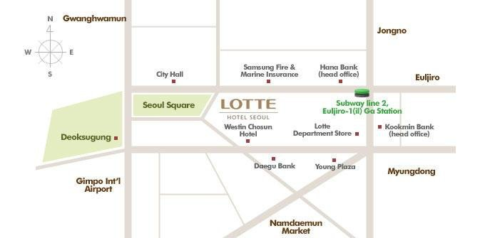 Lotte Hotel Seoul in Seoul My Guide Seoul