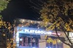 Playground Rooftop Cafe & Bar