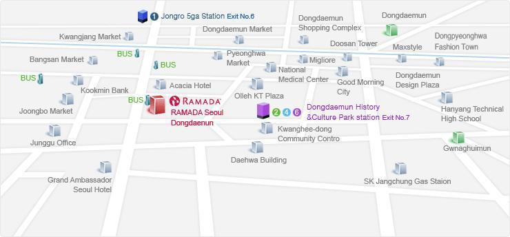 Ramada Seoul Dongdaemun in Seoul My Guide Seoul