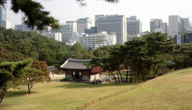 Samneung Park