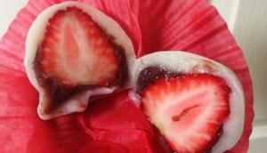 Strawberry Mochi Isigoya
