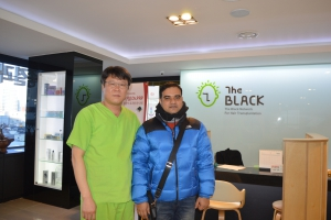 The Black Hair Clinic