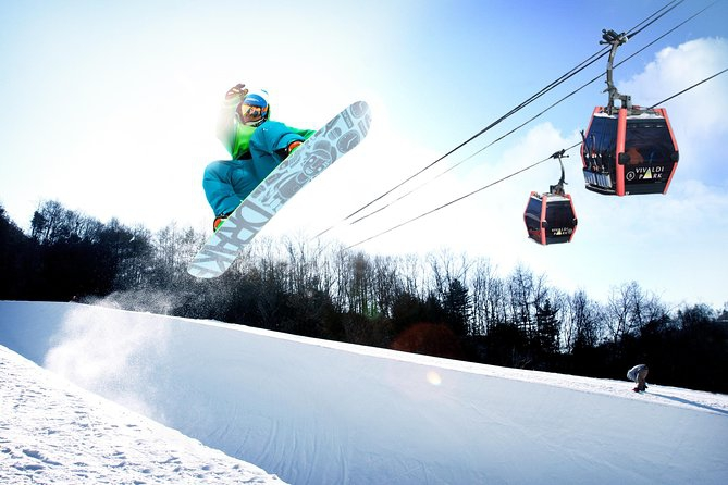 3 Ski Resorts near Seoul