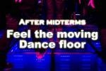 After Midterms party !! Feel the moving dance floor ! - Answer