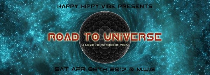 2017.04.08 Sat 'Happy Hippy Vibe Road to Universe' at MWG