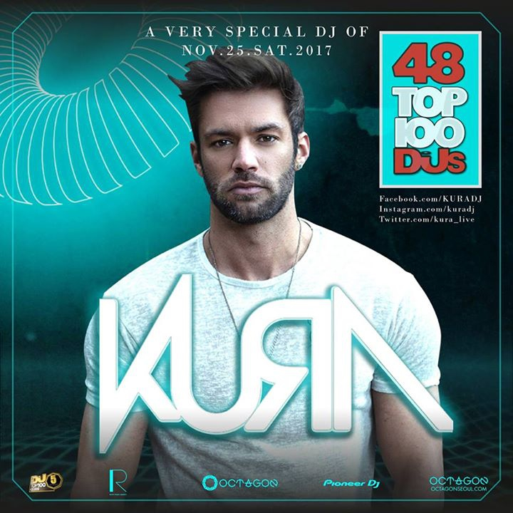 6th Anniversary Club Octagon : DJ KURA >