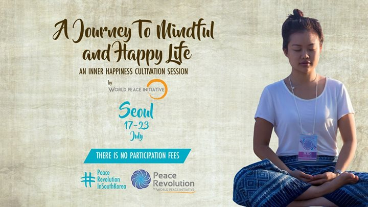 A Journey to Mindful and Happy Life