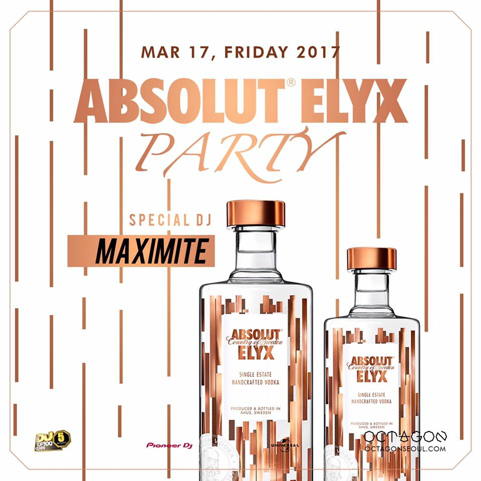 ABSOLUT ELYX PARTY