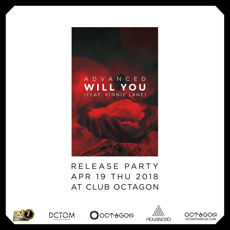 "ADVANCED – ""WILL YOU"" RELEASE PARTY"
