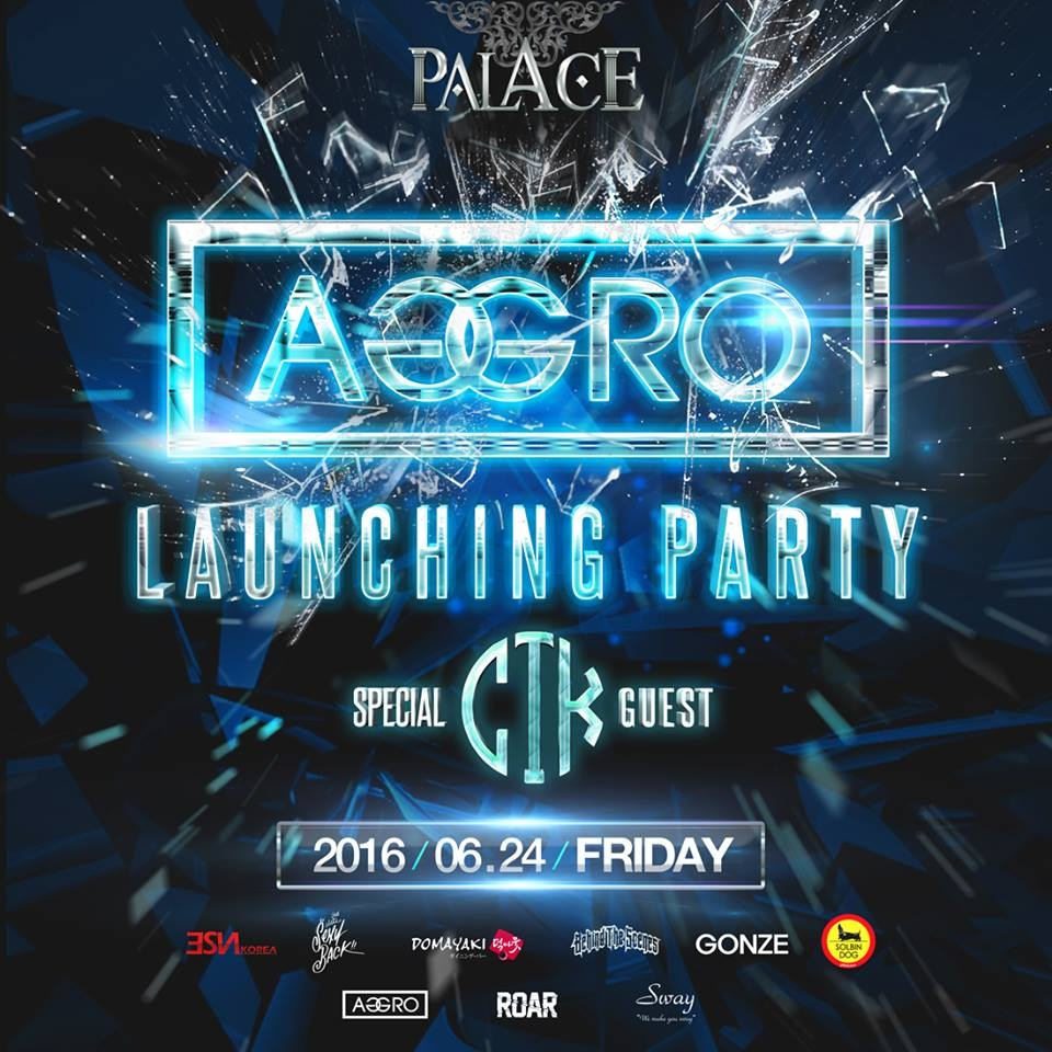 AGGRO Launching Party