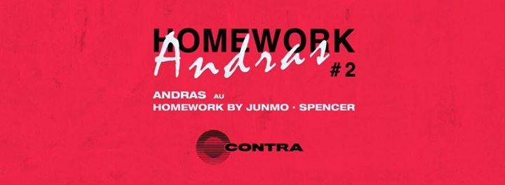 Andras (AU) @ Contra