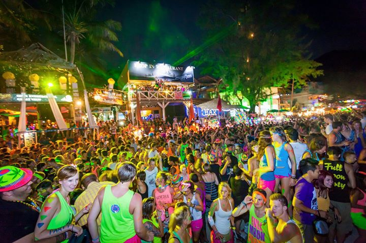 April 'Fool' Moon Party 2017