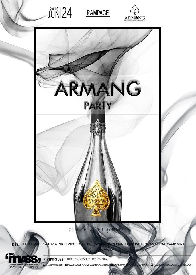 ARMANG PARTY